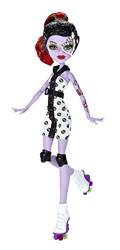 Monster High Roller Maze Operetta (Ghoulia Monster High Costume)