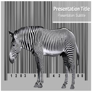 Barcode PowerPoint Template - Barcode PowerPoint (PPT) Slides Templates