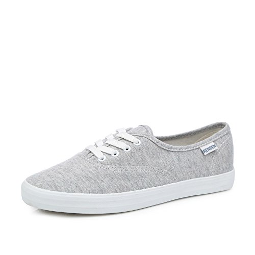 Printemps Homme Respirant Toile Classique Blanc Femmes Chaussures étudiant Plat Marée Sauvage Infirmière Chaussures Loisirs Chaussures Leurs Enfants B KASUyEe