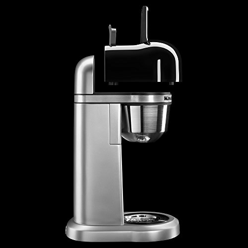 Personal Coffee Maker With Grinder : Price Hidden KitchenAid KCM0402CU Personal Coffee Maker - Contour Silver 11street Malaysia ...