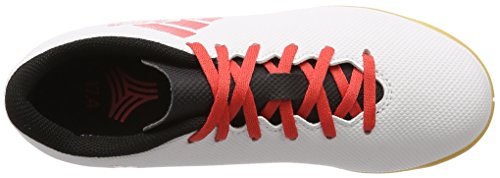 adidas Unisex-Kinder X Tango 17.4 in J Gymnastikschuhe Mehrfarbig (Grey/real Coral S18/core Black)