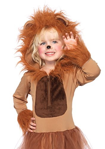 Leg Avenue Lion Costumes - Leg Avenue Children's Cuddly Lion Costume