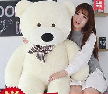 Amazon 100120140cm 6 colors giant teddy bear stuffed animal 100120140cm 6 colors giant teddy bear stuffed animal plush soft toys valentine publicscrutiny Gallery