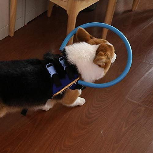 RUNMIND Arnés para Perro ciego Chaleco Protector para Perros con ...