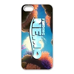 iPhone 5,5S Cell Phone Case White Finding Nemo NF6042394