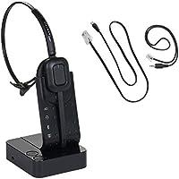 Polycom IP 320, IP 321, IP 330, IP 331, IP 335, IP 430 IP 450, IP 550, IP 560, IP 650, IP 670 VVX300, VVX310, VVX400, VVX410, VVX500, VVX600, VVX1500 Wireless Headset - Wireless headset + EHS cord