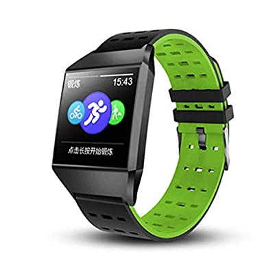 HFXLH Smart Bracelet Blood Pressure Waterproof Fitness Tracker Watch Sleep Monitor Smart Wristband Estimated Price £38.04 -