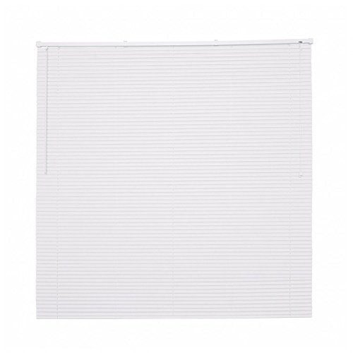 Persiana PVC 25mm 1,60mx1,60m Isadora Design Branco