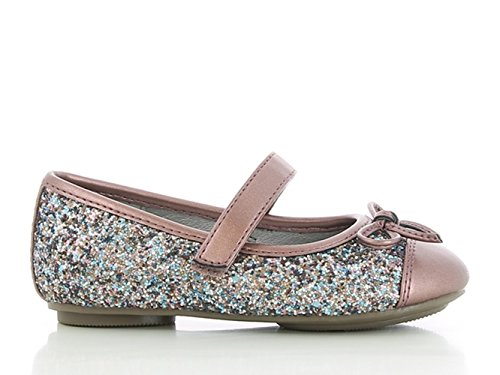 Ballerinas Schuhe mit Glitzer