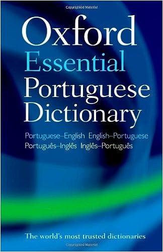 Book Oxford Essential Portuguese Dictionary