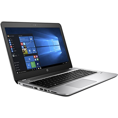 HP Laptop ProBook 450 G4 15.6' Screen, Intel Dual Core i5-7200U, 8GB RAM, 500GB 7.2K Hard Drive, Windows 10 Home