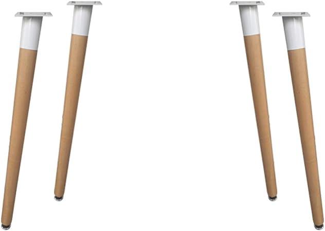 Gambe Per Tavolo Nordico Gambe Per Tavolo In Legno Massiccio Gambe Per Tavolo Piedi Per Mobili Gambe In Legno Massello Gambe Per Tavolo Da Pranzo Con Struttura In Ferro Accessori Per Piedi