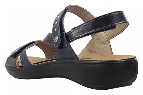 Romika Damen Sandalen - Ibiza 70 - Blau Schuhe in Übergrößen