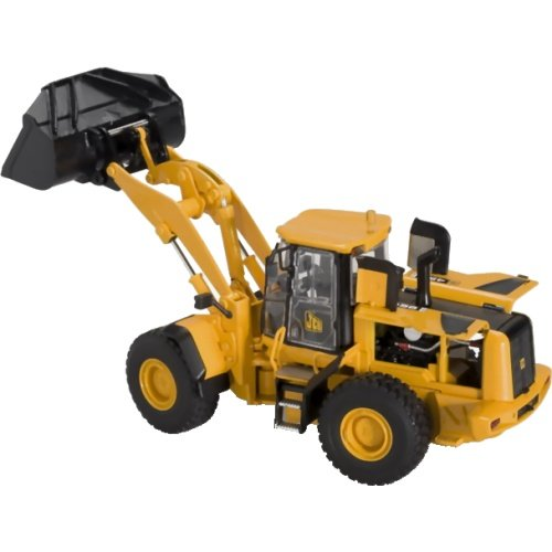 JCB 456 Wheel Loader ZX with Attachments