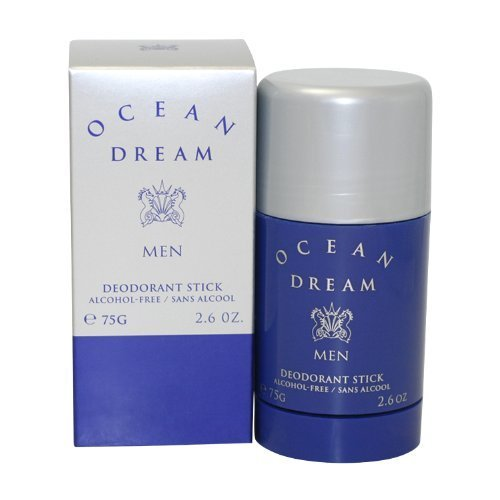 Ocean Dream Ltd By Designer Parfums Ltd For Men. Alcohol Free Deodorant Stick 2.6-Ounces by Designer ()
