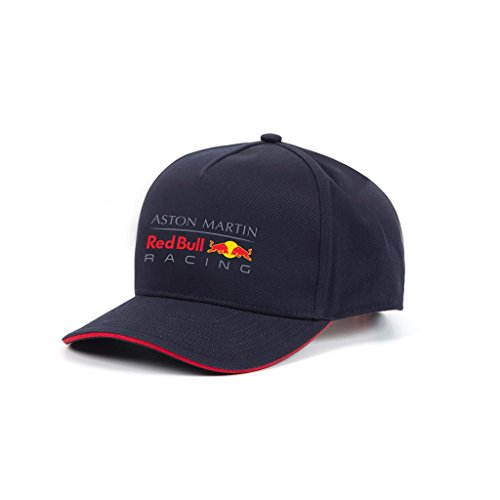 (Red Bull Racing Formula 1 Aston Martin Blue Classic Hat)