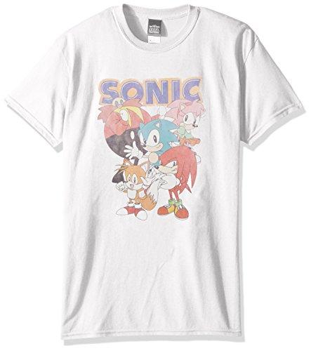 Character White T-shirt - 5