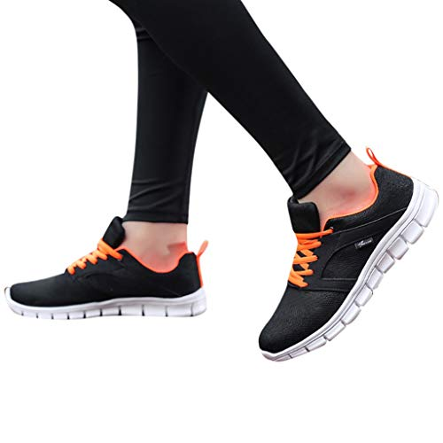 Women's Sneakers Running Lightweight Breathable Casual Sports Shoes Fashion Walking Shoes