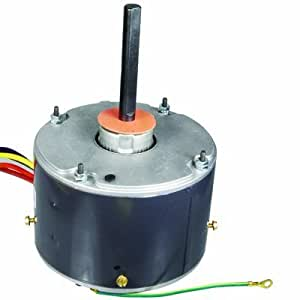 Packard 63382 direct replacement rheem condenser fan for Compressor fan motor replacement