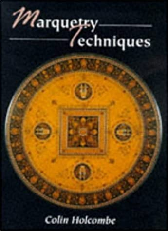 Marquetry Techniques (Manual of Techniques) by Colin Holcombe (1998-02-03)