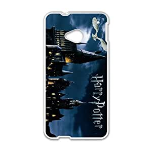 NICKER The Castle In Harry Potter Cell Phone Case for HTC One M7