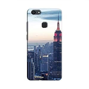 Cover It Up - New York Skyline V7 Plus Hard Case