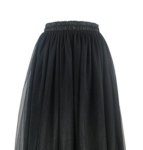 Jupe Tulle Longue Maxi Mariage Taille Pour Haute Burgundy Couturebridal® Soirée Femme 57qzzf