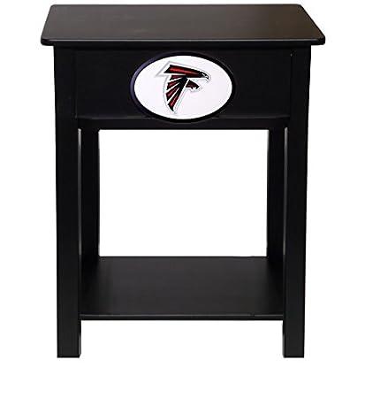 Fan Creations N0533 ATL Atlanta Falcons Nightstand/Side Table