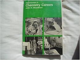 Book Opportunities in Chemistry Careers (VGM Career Horizons series)