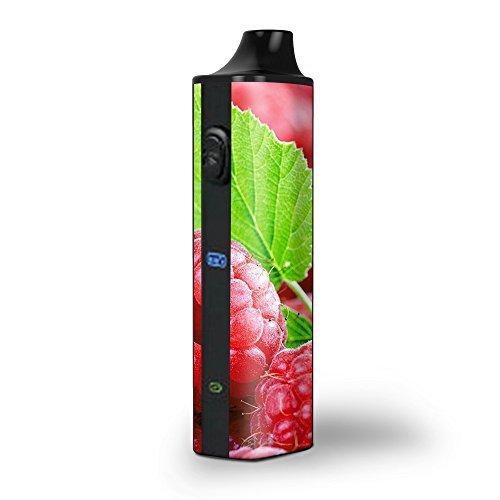 Skin Decal Vinyl Wrap for Pulsar APX Vape Dry Herb Vape Kit skins stickers cover/ Raspberry, Fruit