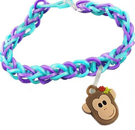 [해외]Rubberband Loom 팔찌를위한 12 Pack of Charms/12 Pack of Charms For Rubberband Loom Bracelets