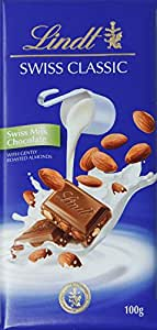 Lindt Excellence Milk Chocolate - 100g
