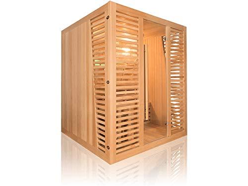 4//5 Plazas Poolstar HL-VN05R Sauna de Vapor Venetian