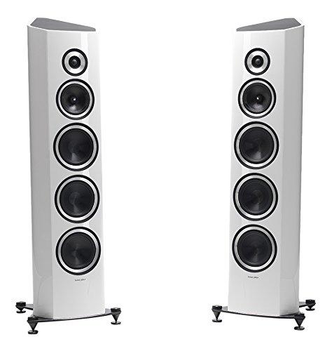 Sonus faber Venere S Floorstanding Speaker (Pair, White) by Sonus faber