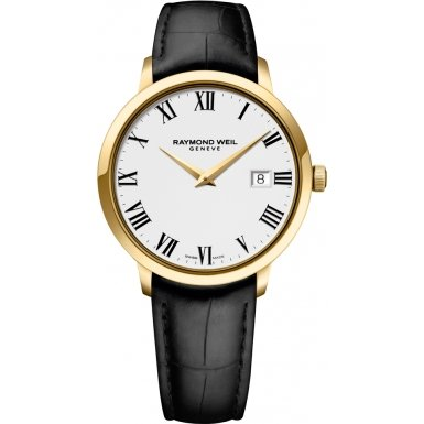 raymond-weil-white-dial-stainless-steel-leather-quartz-mens-watch-5488-pc-00300