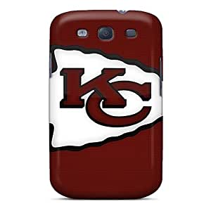 Waterdrop Snap-on Kansas City Chiefs Case For Galaxy S3