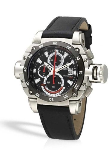 Astboerg Watch Germany Chronograph Kingsize II Megalock AT3061SS by Astboerg