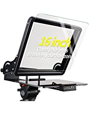 16.4 inch Beam Splitting 70/30 Glass Fit 16 inch Teleprompter DIY Teleprompter Industry Standard Glass with 70/30 Visible Light Transmission (314X274mm)