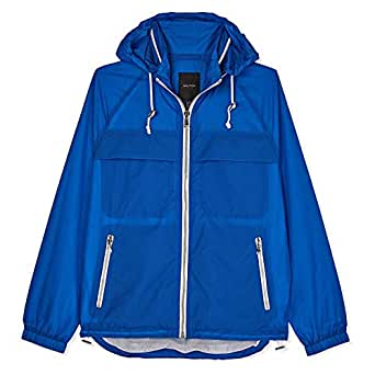 Nautica Zip Up Hoodie for Men - Blue
