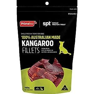 Prime100 Treats Kangaroo Fillet Treats, 100 g Click on image for further info.