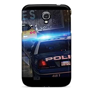Special Design Back Being Ambushed By The Cops Phone Case Cover For Galaxy S4