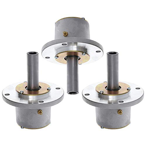 8TEN 3pk Deck Spindle Assembly for John Deere Bunton 48