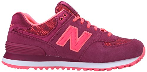 New Balance Classics Nebula 574 Womens Jewel Traditionnels Trainers Deep Suede 4wZ4axqdr