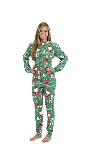 hometown-clothing-bundle-knit-onesie-union-suit-and-10-off-coupon-santa-l