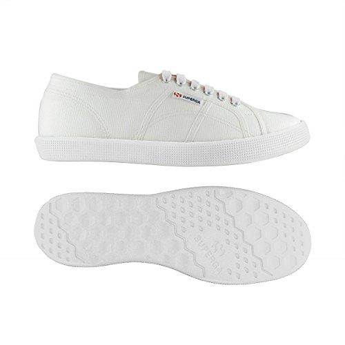 Superga 2832 Nylu - Zapatillas adultos unisex White