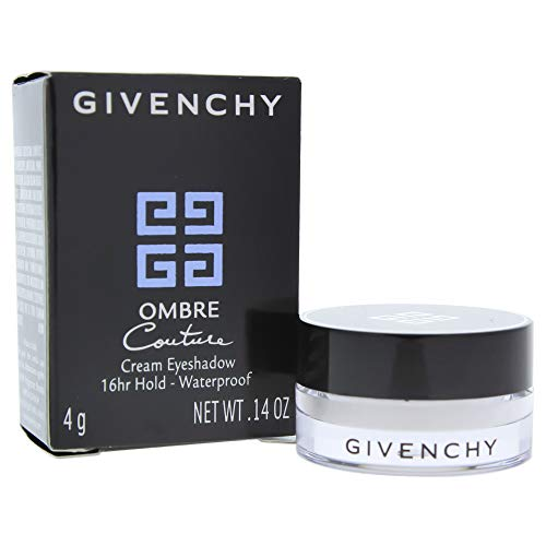 Givenchy Ombre Couture Cream Waterproof Eyeshadow, 01 Top Coat Blanc Satin, 0.14 Ounce