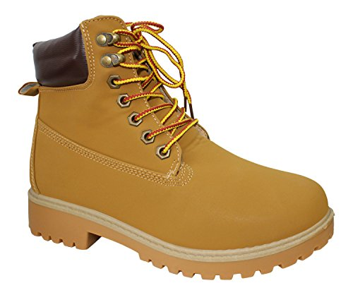 Montantes Femme Style L Boots Rangers pFAqqw