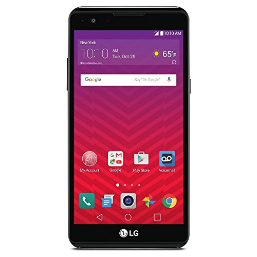 LG X Charge 4G/LTE 16 GB Memory Pre-Paid Virgin Mobile by LG