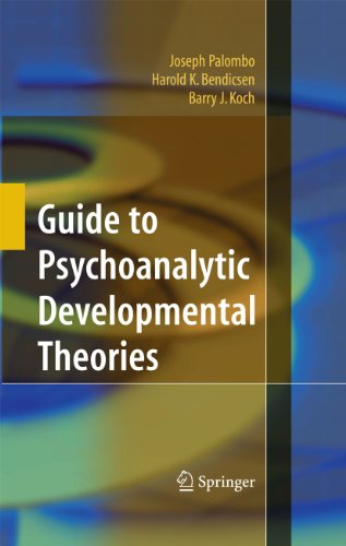 Guide to Psychoanalytic Developmental Theories Pdf