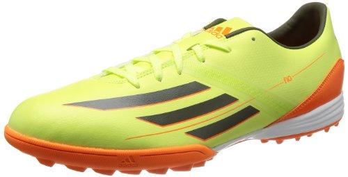 Adidas Schuhe Multinockenschuhe F10 Fußballschuhe TRX TF glow/eargrn/